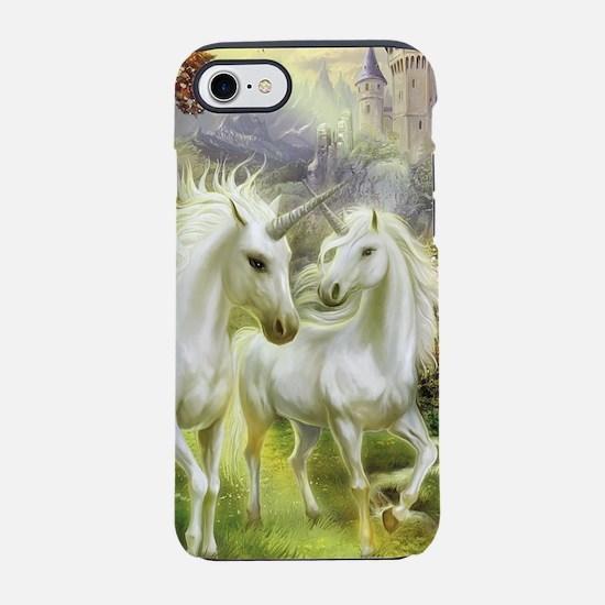 Fantasy Unicorns iPhone 7 Tough Case