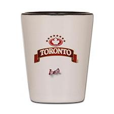 Toronto Shot Glass
