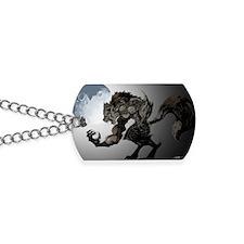 Werewolf Dog Tags