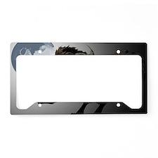 Werewolf License Plate Holder