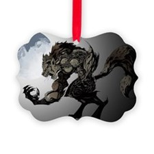 Werewolf Ornament