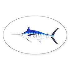 Blue Marlin v2 Decal