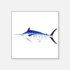 Blue Marlin v2 Sticker