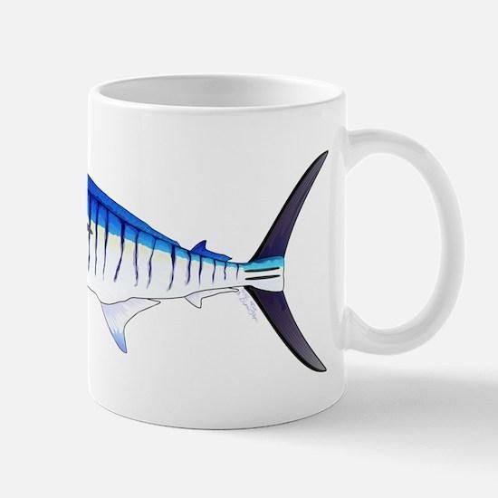 Blue Marlin v2 Mugs