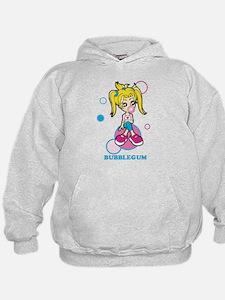Bubble Gum Girl Hoodie