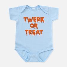 Twerk or Treat Infant Bodysuit