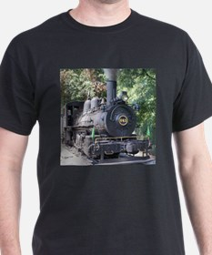 steam train close up shot T-Shirt