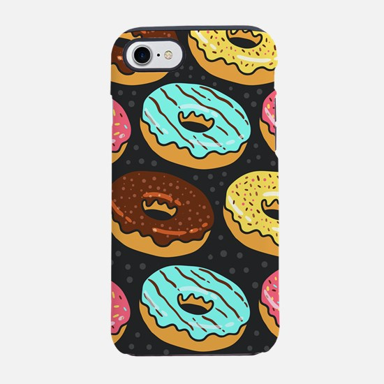 Donuts iPhone 7 Tough Case