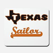Texas Sailor Mousepad