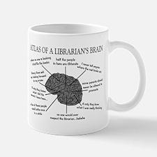 Cute Library Mug