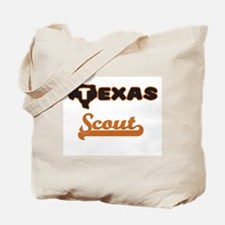 Texas Scout Tote Bag