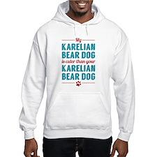 Karelian Bear Dog Hoodie
