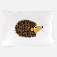 Prickley Hedgehog Pillow Case