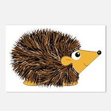 Prickley Hedgehog Postcards (Package of 8)