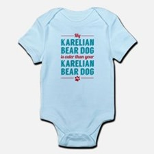 Karelian Bear Dog Body Suit