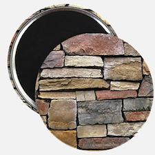 Brick Stone Wall Magnet