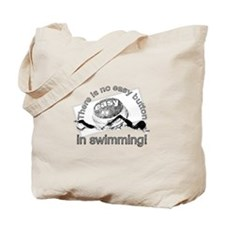 easy button - swimming Tote Bag