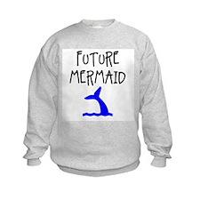 Young Mermaid Sweatshirt