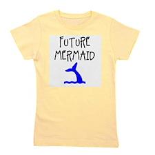 Young Mermaid Girl's Tee