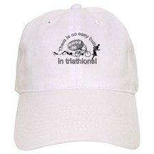 easy button - tri Baseball Cap