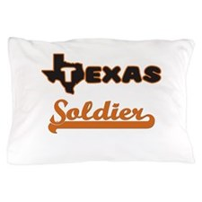 Texas Soldier Pillow Case