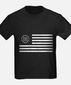III Percenters Oath Keepers T-Shirt