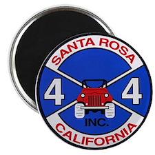 Club Specific Santa Rosa 4x4's Magnet