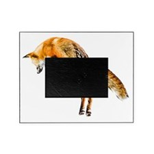 Leaping Fox Picture Frame