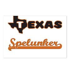 Texas Spelunker Postcards (Package of 8)