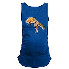 Leaping Fox Maternity Tank Top
