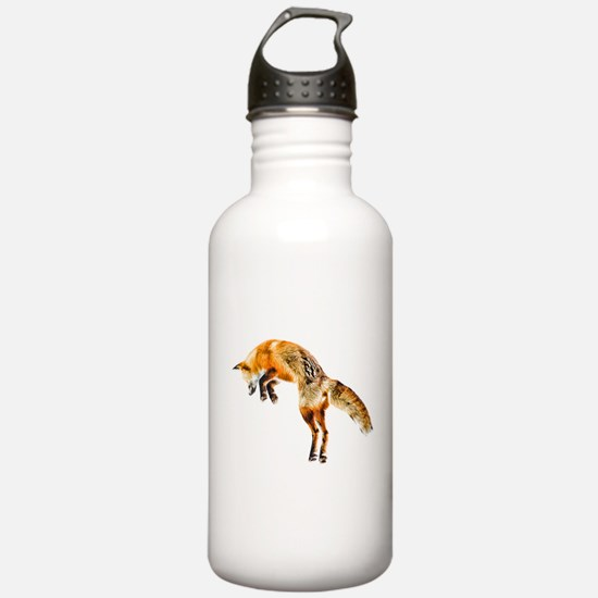 Leaping Fox Water Bottle
