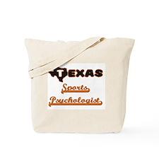 Texas Sports Psychologist Tote Bag