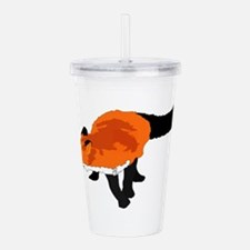 Sly Fox Acrylic Double-wall Tumbler