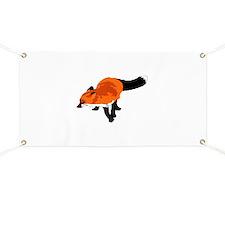 Sly Fox Banner