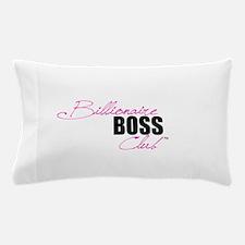 Billionaire Boss Club Pillow Case