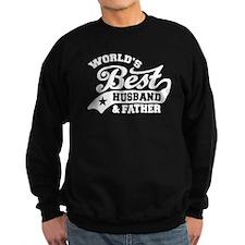 World's Best Husband and Father Sweatshirt