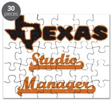 Texas Studio Manager Puzzle