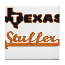Texas Stuffer Tile Coaster