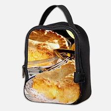 Apple Pie Dessert Neoprene Lunch Bag