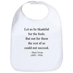 Mark Twain 17 Bib