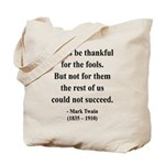 Mark Twain 17 Tote Bag