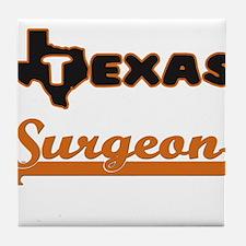 Texas Surgeon Tile Coaster