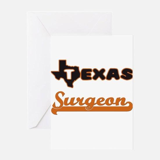 Texas Surgeon Greeting Cards