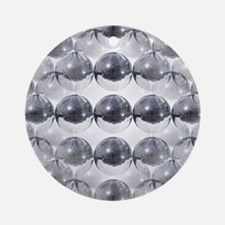disco ball Round Ornament