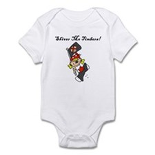 Shiver Me Timbers Infant Bodysuit