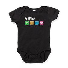 Cute Spoof Baby Bodysuit