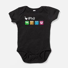 Cute Cool fob Baby Bodysuit