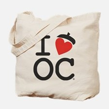 I Heart Oak Cliff Tote Bag