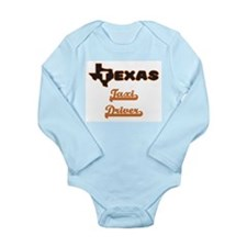 Texas Taxi Driver Body Suit