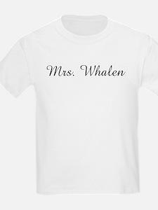 Mrs. Whalen T-Shirt